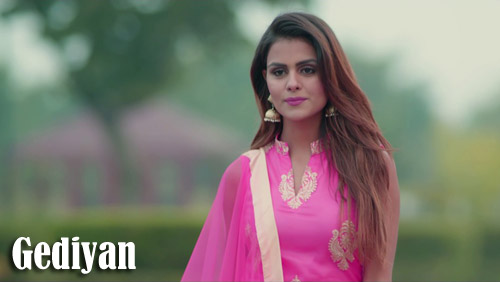 Gediyan Lyrics by Raj Ranjodh