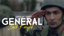 General Lyrics by Zack Knight