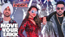 Move Your Lakk Lyrics from Noor