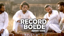 Record Bolde Lyrics by Ammy Virk