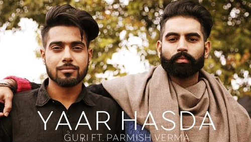 Yaar Hasda Lyrics by Guri