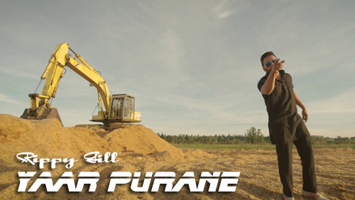 Yaar Purane Lyrics by Rippy Gill