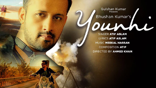Younhi Lyrics by Atif Aslam
