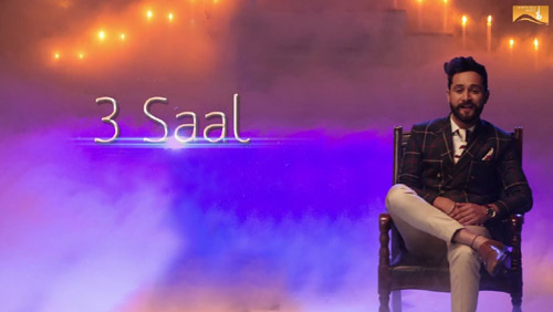 3 Saal Lyrics by Sukhpal Channi