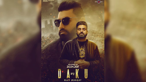 Daku Lyrics by Elly Mangat