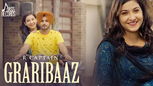 Graribaaz Lyrics by R Captain