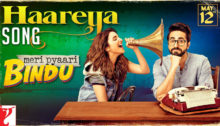Haareya Lyrics from Meri Pyaari Bindu by Arijit Singh