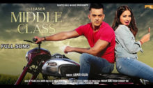 Middle Class Lyrics by Aamir Khan