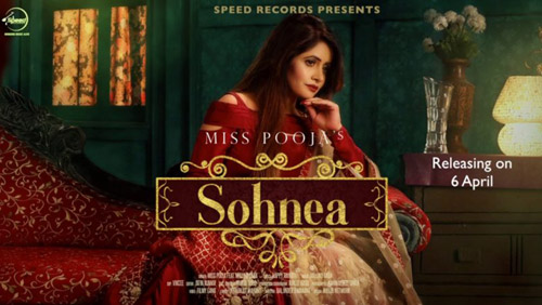 Sohnea Lyrics by Miss Pooja