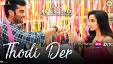 Thodi Der Lyrics from Half Girlfriend