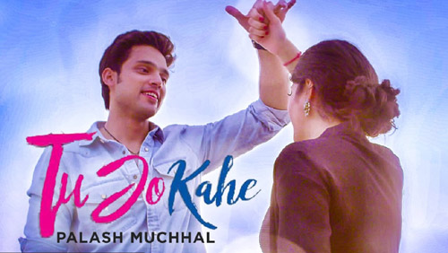 Tu Jo Kahe Lyrics by Yasser Desai