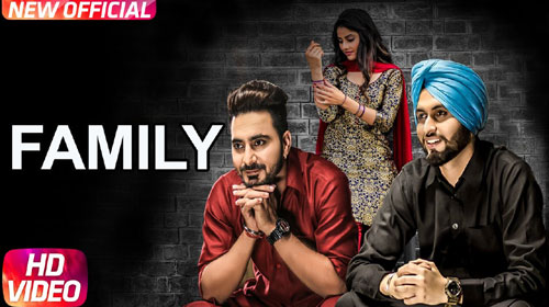 Family Lyrics by Kamal Khaira