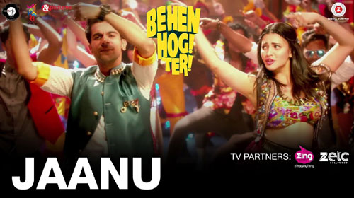 Jaanu Lyrics from Behen Hogi Teri