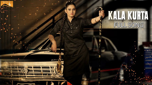 Kala Kurta Lyrics by Emanat Preet