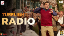 Radio Lyrics from Tubelight