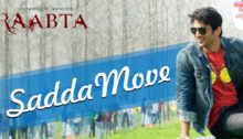 Sadda Move Lyrics from Raabta