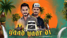Yaad Yaar Di Lyrics by Kulwinder Billa