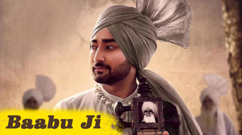 Baabu Ji Lyrics by Ranjit Bawa