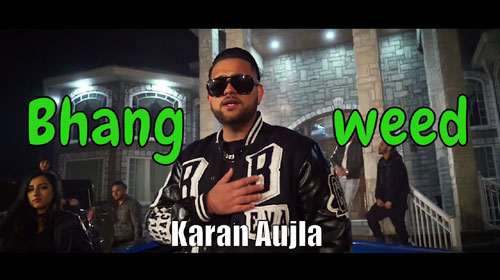 Bhang Lyrics by Karan Aujla