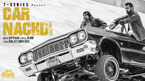 Car Nachdi Lyrics by Gippy Grewal, Bohemia