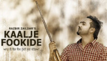 Kaalje Fookide Lyrics by Razbir Zaildar