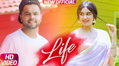 Life Lyrics - Akhil feat Adah Sharma