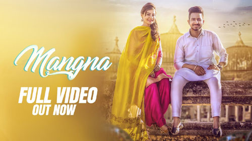 Mangna Lyrics by Taaj Gill