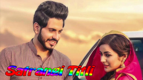 Satrangi Titli Lyrics by Jass Bajwa