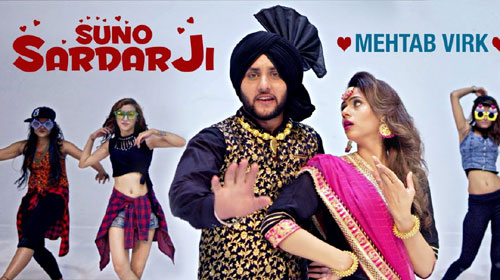 Suno Sardar Ji Lyrics by Mehtab Virk