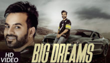 Big Dream Lyrics by Happy Raikoti
