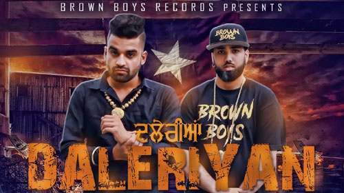 Daleriyan Lyrics by Simrat Gill