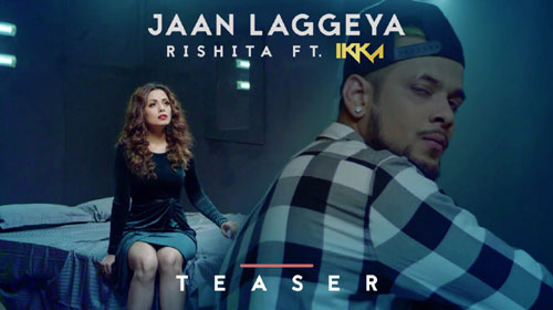 Jaan Laggeya Lyrics by Rishita & Ikka