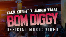 Bom Diggy Lyrics by Zack Knight