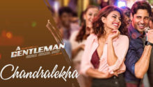 Chandralekha Lyrics from A Gentleman