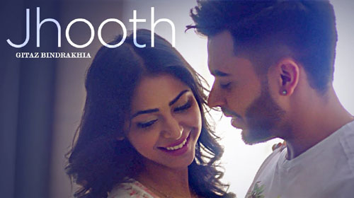 Jhooth Lyrics by Gitaz Bindrakhia