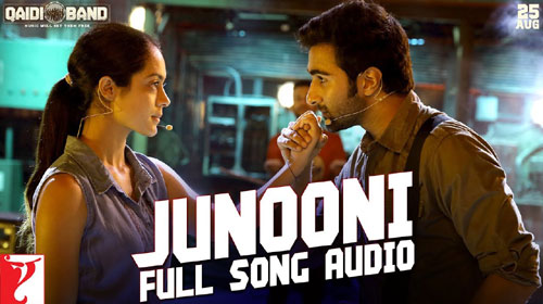 Junooni Lyrics from Qaidi Band