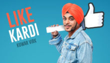 Like Kardi Lyrics by Kuwar Virk