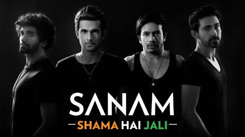 Shama Hai Jali Lyrics by Sanam Puri