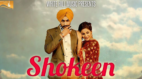 Shokeen Lyrics by Rajvir Jawanda