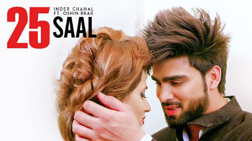 25 Saal Lyrics by Inder Chahal