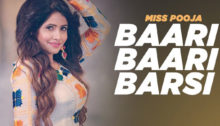 Baari Baari Barsi Lyrics by Miss Pooja