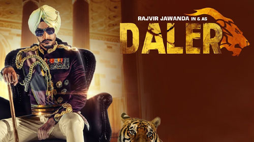 Daler Lyrics by Rajvir Jawanda