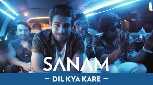 Dil Kya Kare Lyrics by Sanam Puri