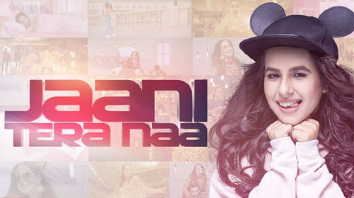 Jaani Tera Naa Lyrics by Sunanda Sharma