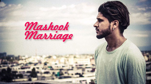 Mashook Marriage Lyrics by Vadda Grewal