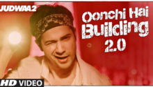 Oonchi Hai Building Lyrics from Judwaa 2