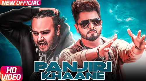 Panjiri Khaane Lyrics by Vicky Vik