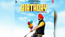 Birthday Lyrics by Jordan Sandhu