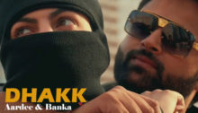 Dhakk Lyrics by Aardee Banka