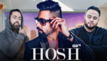 Hosh Lyrics by GD & Gangis Khan